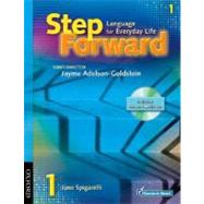 Step Forward 1 Student Book with Audio CD by Spigarelli, Jane; Adelson-Goldstein, Jayme, 9780194396530