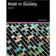 Math in Society by Lippman, David, 9781479276530