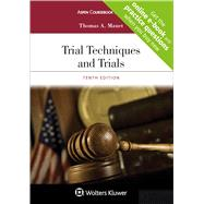 Trial Techniques and Trials by Mauet,  Thomas A., 9781454886532