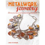 Metalwork Jewelry by Peterson, Linda, 9781782496533
