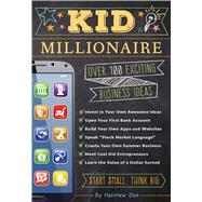 The Kid Millionaire by Eliot, Matthew, 9781604336535