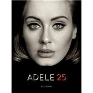 25 by Adele (CRT), 9781495056536