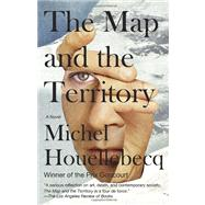 The Map and the Territory by HOUELLEBECQ, MICHELBOWD, GAVIN, 9780307946539