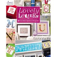 Lovely Letters by Annie's, 9781573676540