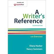 A Writer's Reference with Exercises by Hacker, Diana; Sommers, Nancy, 9781457686542