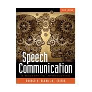 Speech Communication by Alban, Donald H., 9781465296542