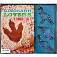The Dinosaur Lover's Cookie Kit by Applesauce Press, 9781604336542
