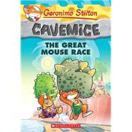 Geronimo Stilton Cavemice #5: The Great Mouse Race by Stilton, Geronimo, 9780545646543