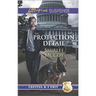 Protection Detail by McCoy, Shirlee, 9780373446544