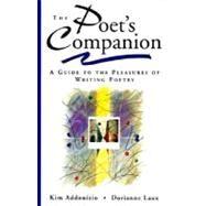 POET'S COMPANION  PA by ADDONIZIO,KIM, 9780393316544