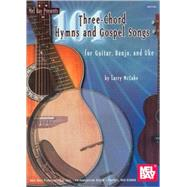 101 Three-Chord Songs for Hymns and Gospel by McCabe, 9780786676545