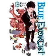 Blue Exorcist 18 by Kato, Kazue, 9781421596549