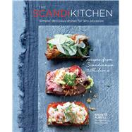 The Scandi Kitchen by Aurell, Bronte; Cassidy, Peter, 9781849756549
