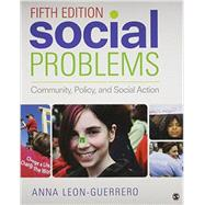Social Problems by Leon-Guerrero, Anna, 9781506316550