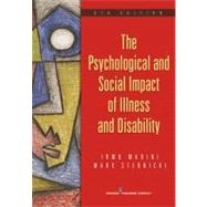 The Psychological and Social Impact of Illness and Physical Disability by Marini, Irmo, Ph.D., 9780826106551