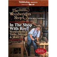 In the Shop with Roy by Underhill, Roy, 9781440336553
