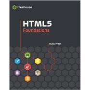 HTML5 Foundations by West, Matt, 9781118356555