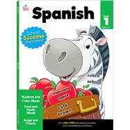 Spanish by Brighter Child; Carson-dellosa Publishing, 9781483816555