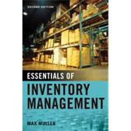 Essentials of Inventory Management by Muller, Max, 9780814416556