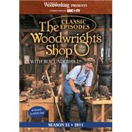 The Woodwright's Shop Season 31 by Underhill, Roy, 9781440336560