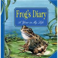 Frog's Diary by Parker, Steve, 9781861476562