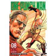 One-Punch Man, Vol. 8 by Murata, Yusuke; ONE, 9781421586564