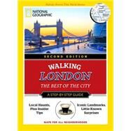 National Geographic Walking London by Calian, Sara, 9781426216565