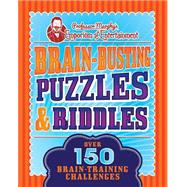 Professor Murphy Puzzle Book: Brain-busting Puzzles & Riddles by Parragon, 9781472376565
