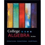 College Algebra Looseleaf Bundle with Access Card by Levitan, Michael, 9781618826565