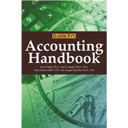 Accounting Handbook by Shim, Jae K.; Siegel, Joel G., Ph.D.; Dauber, Nick; Qureshi, Anique, Ph.d., 9780764166570