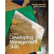 Developing Management Skills Plus 2014 MyManagementLab with Pearson eText -- Access Card Package by Whetten, David A.; Cameron, Kim S., 9780133806571