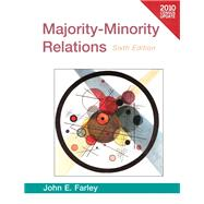 Majority-Minority Relations Census Update by Farley, John E., 9780205006571
