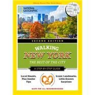 National Geographic Walking New York by Cancila, Katherine, 9781426216572