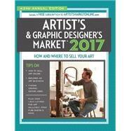 Artist's & Graphic Designer's Market 2017 by Rivera, Noel, 9781440346576