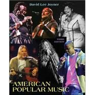 American Popular Music by Joyner, David Lee, 9780073526577