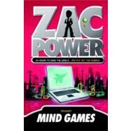 Zac Power #3: Mind Games by Larry, H. I.; Oswald, Ash, 9780312346577
