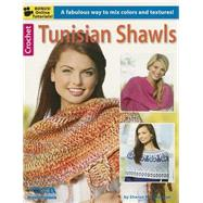 Tunisian Shawls by Leisure Arts, 9781464716577