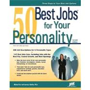 50 Best Jobs for Your Personality by Farr, Michael, 9781593576578