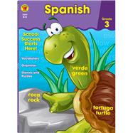 Spanish by Brighter Child; Carson-dellosa Publishing, 9781483816579
