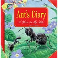 Ant's Diary by Hayward, Tim; Carter, Robin; Stower, Adam, 9781861476579