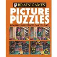 Brain Game Picture Puzzle 5 by Publications International, 9781412716581