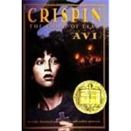Crispin: The Cross of Lead by Avi, 9780786816583
