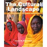 The Cultural Landscape: An Introduction to Human Geography AP Edition plus Mastering Geography by Rubenstein, 9780132926584