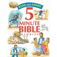 Read and Share 5 Minute Bible Stories by Ellis, Gwen (RTL); Smallman, Steve, 9780718036584