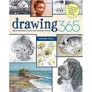 Drawing 365 by Tyrrell, Katherine, 9781440336584