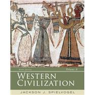 Western Civilization: Volume A: To 1500 by Spielvogel, 9781285436586