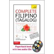 Complete Filipino (Tagalog) with Two Audio CDs: A Teach Yourself Guide by Castle, Corazon; McGonnell, Laurence, 9780071756587