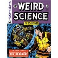 The EC Archives Weird Science 4 by Tobin, Paul; Dark Horse Books, 9781616556587