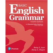 Basic English Grammar with Online Resources, 4e by Azar, Betty S; Hagen, Stacy A., 9780134656588