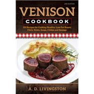 Venison Cookbook by Livingston, A. D., 9780811736589